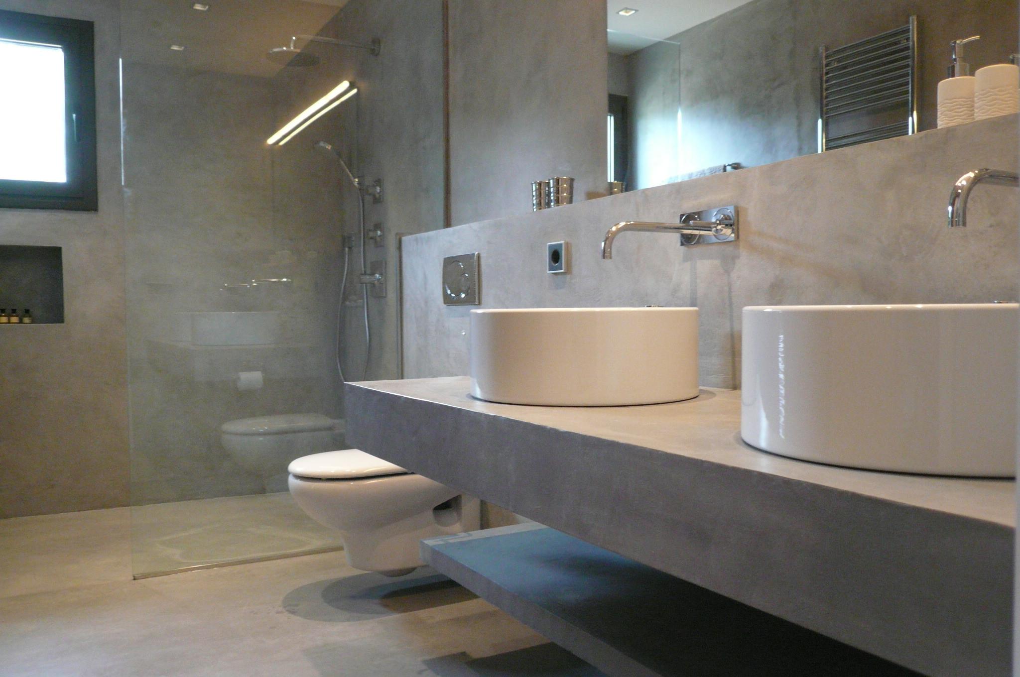 5 tips u moet weten voor de mooiste betonlook badkamer