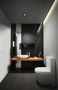 betonlook toilet