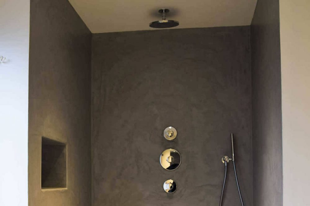 Beton In Badkamer : Tips voor de mooiste beton ciré badkamer