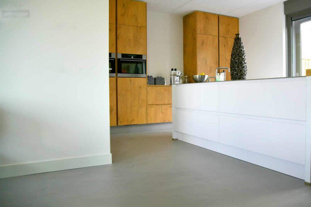 Beton Cire Keuken : Zelf beton cire aanbrengen