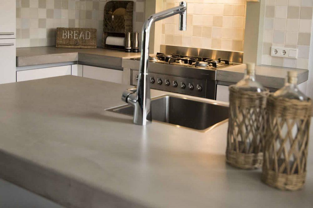 betonlook keukenblad