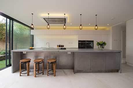 Keuken betonlook: ideale mogelijkheden