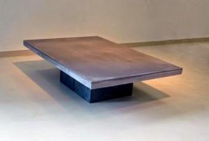 Betonlook salon tafel